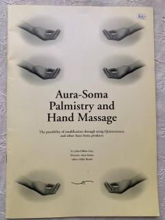 Aura-Soma Palmistry and Hand Massage