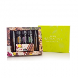 Harmony collection doTERRA